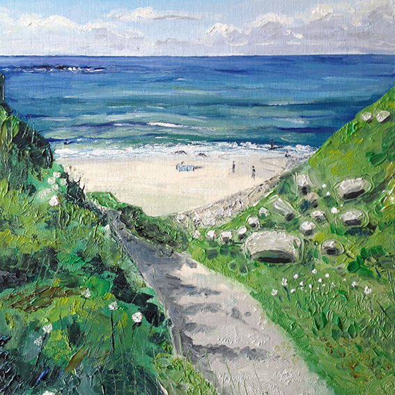 Sunshine at Portheras Cove SOLD