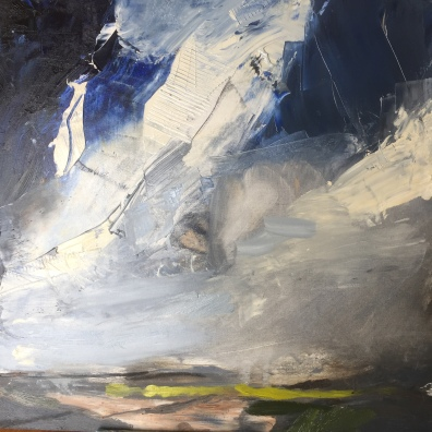 Storm over the Moor SOLD
