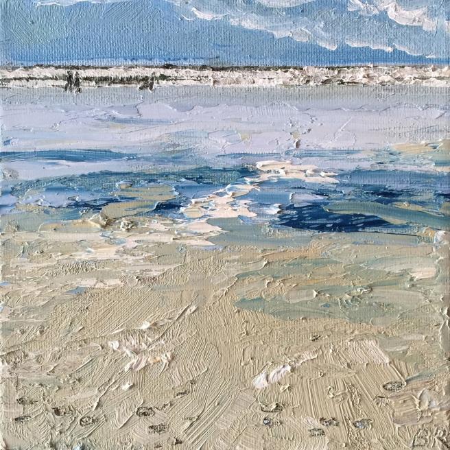 Sun and Sea at Saunton SOLD
