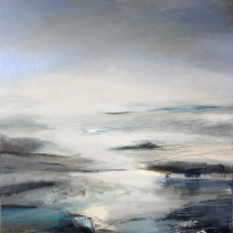 Beyond the Sea 70 x 70 cm