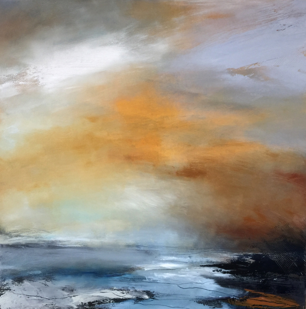 Perfect Day 70 x 70 cm SOLD