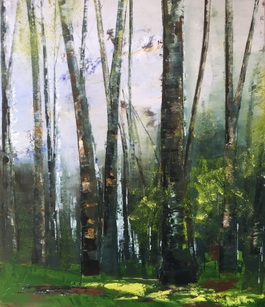 A walk in the Woods, Devon SOLD