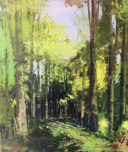 Summer Woodlands SOLD