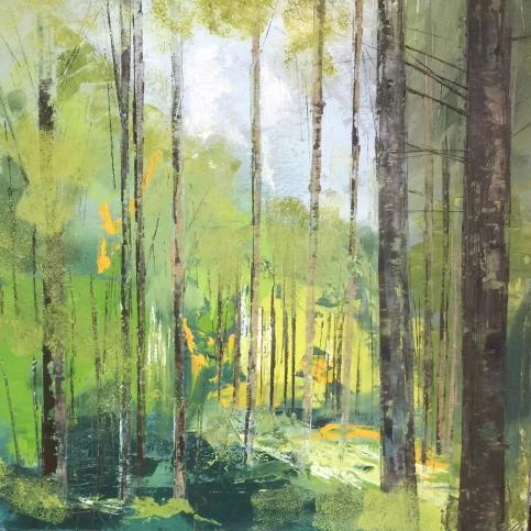 Sunlit Woods SOLD