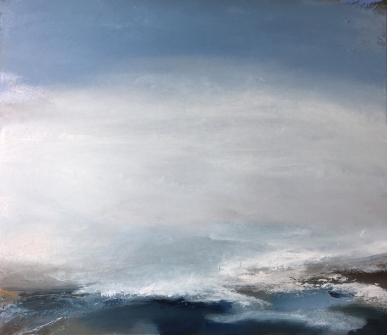 Cornish Sea 70 x 60 cm