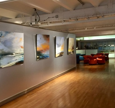 Paintings at BDP, London