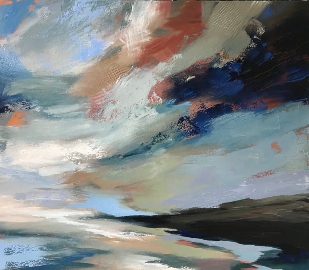 Cornish Weekend 80 x 70 cm